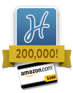 200,000th couple wins $100 Amazon Gift Card