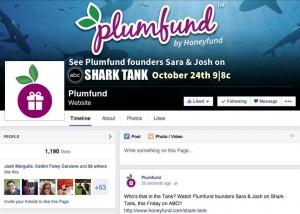Plumfund on Facebook