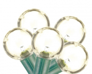 These bulb lights are a steal right now at target, only $9.00 a strand. They set the perfect ambiance for a reception, inside or outside! Combine this with the free shipping below to save big!