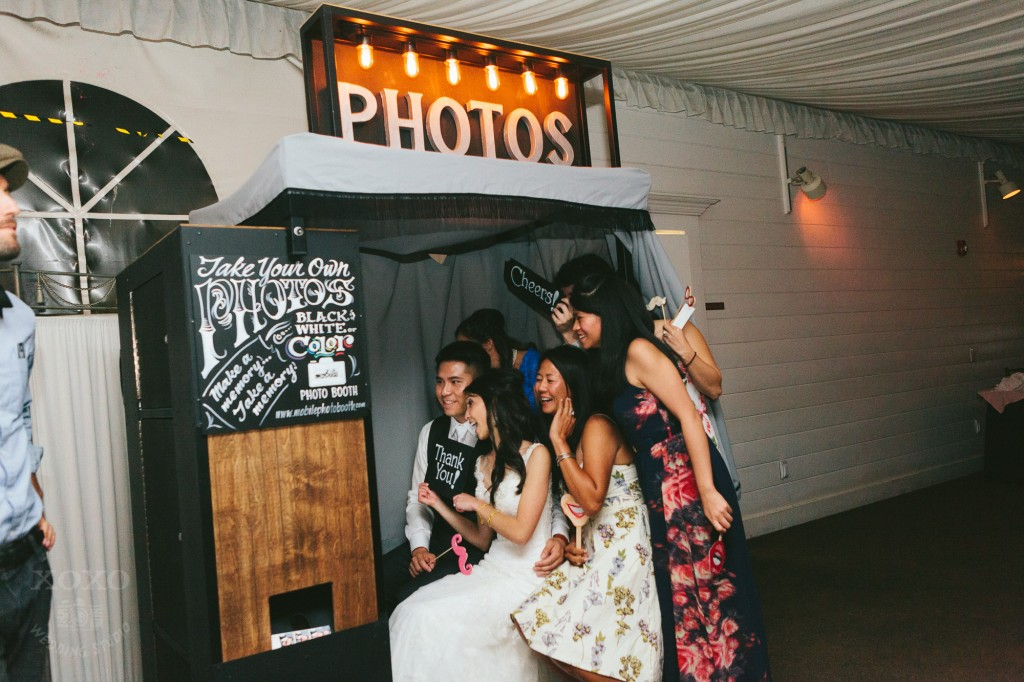 Hire a photo booth