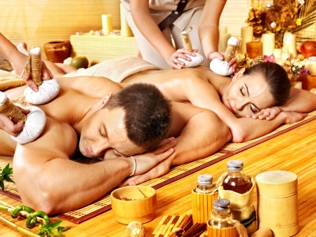 Luxury spa on you honeymoon in September