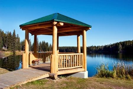 Saskatchewan lake