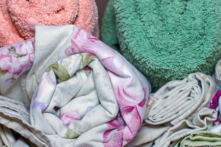 Select beautiful linens