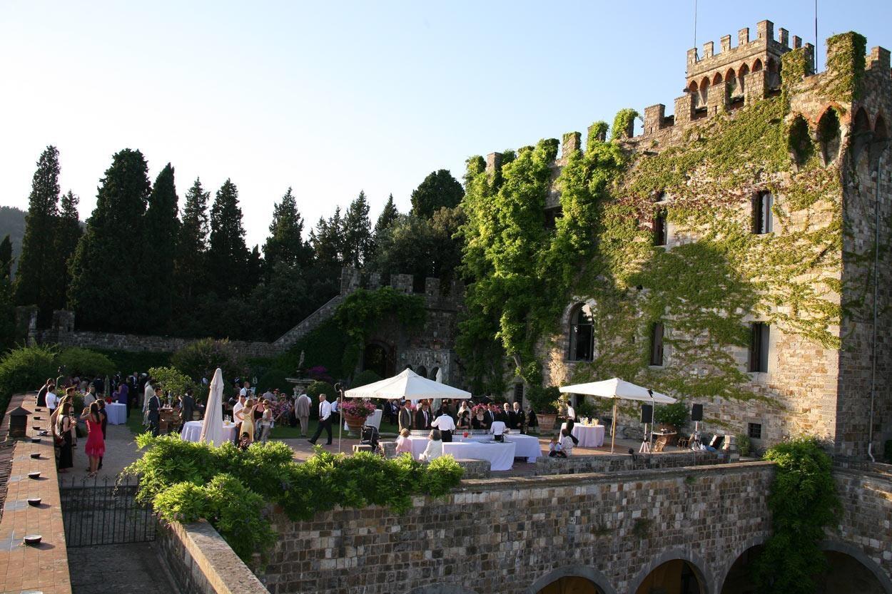Castello Di Vincigliata Tuscany