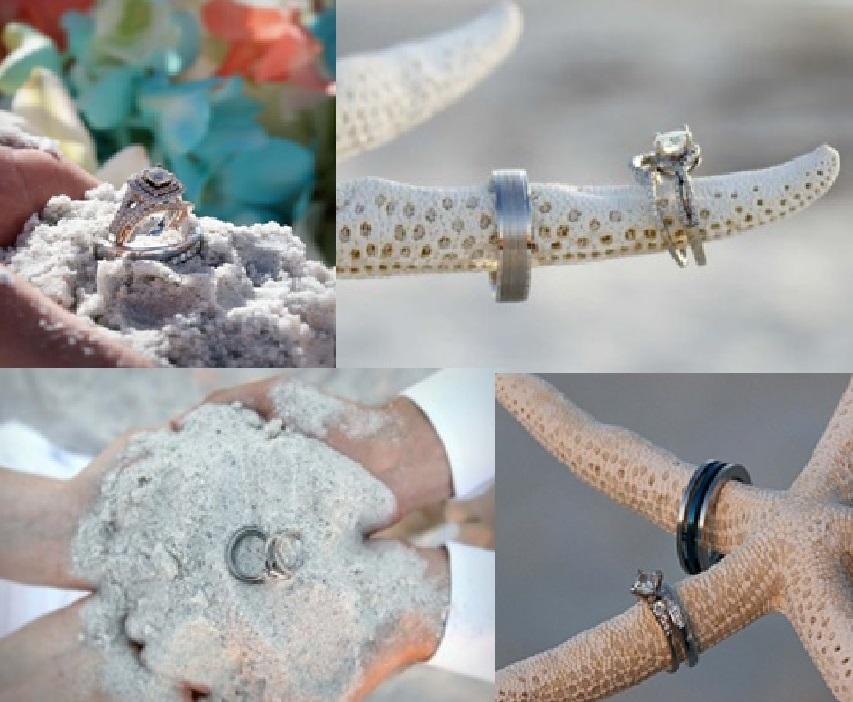Beach ring shots