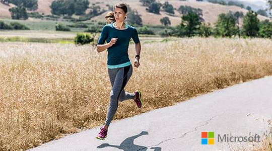 Hate Exercise? Enter to Win a Microsoft Band 2 and Get Fit The Easy Way