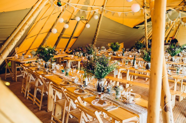10 Tips To Create A Festival-Style Wedding