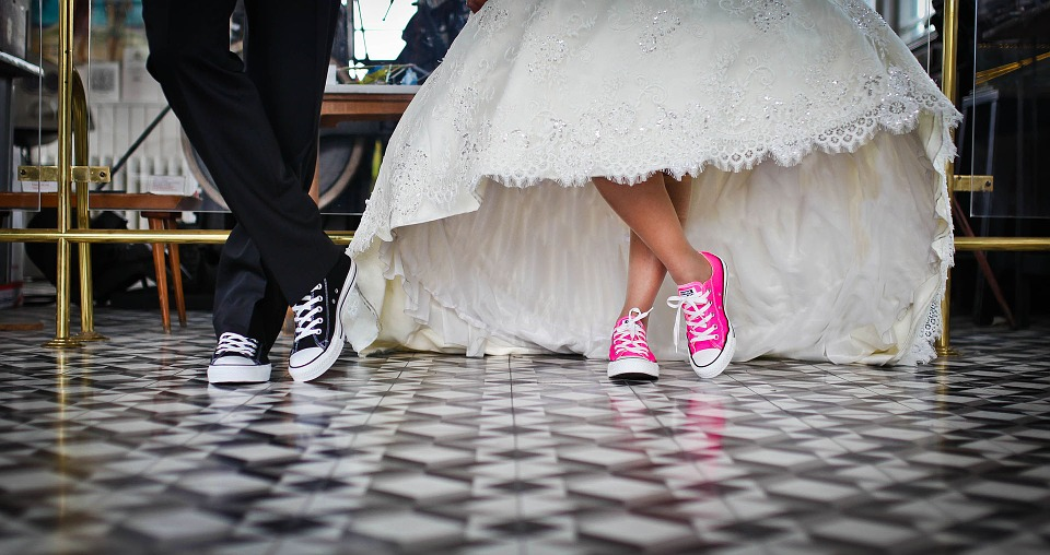 Top 10 Fun Wedding Shoe Ideas