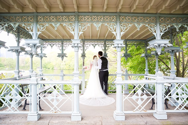 Beautiful Locations To Get Married In Central Park Ladies Pavilion