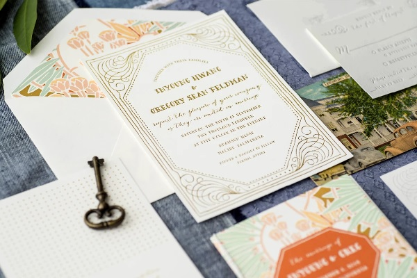 10 Things To Include In Your Wedding Invitations