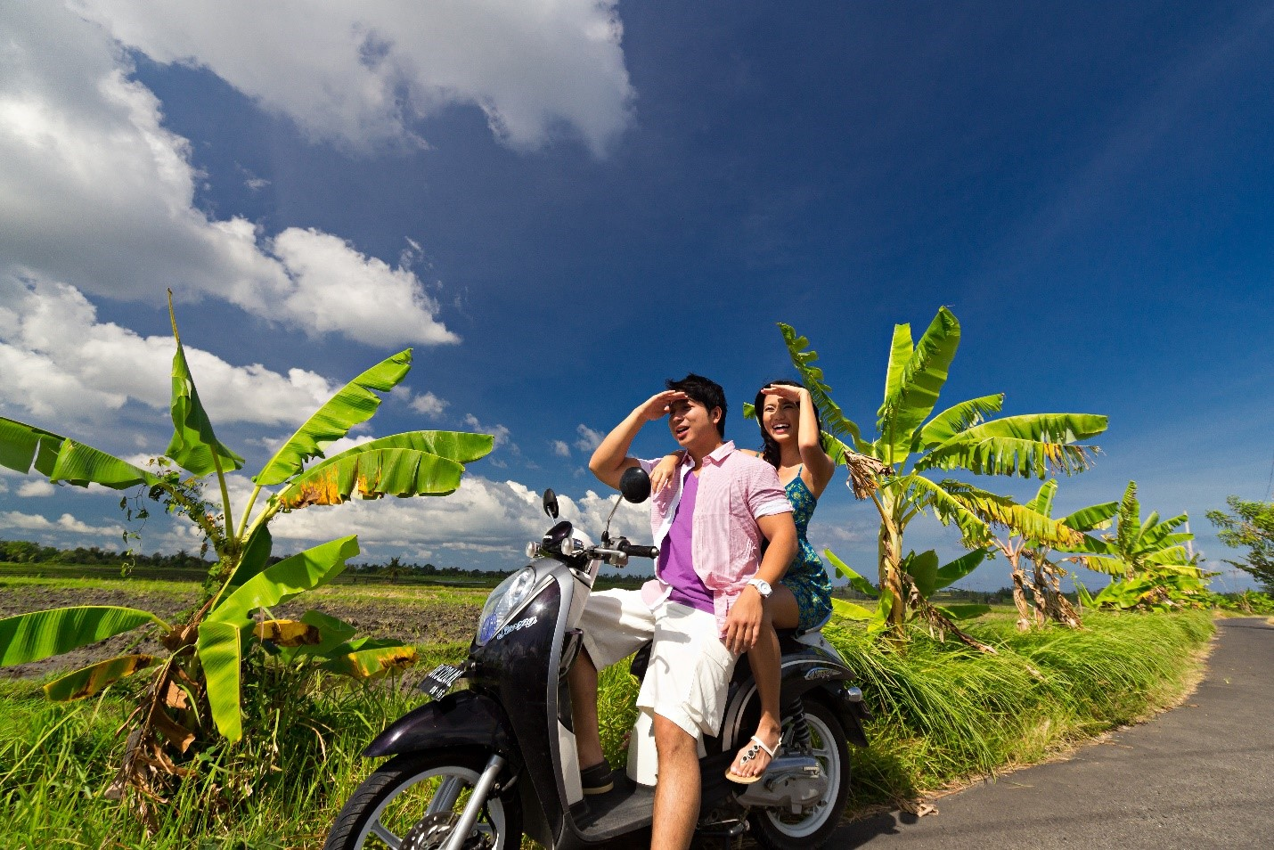 Easy travel in Bali