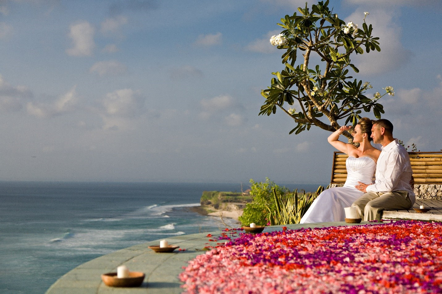 Perfect honeymoon in Bali