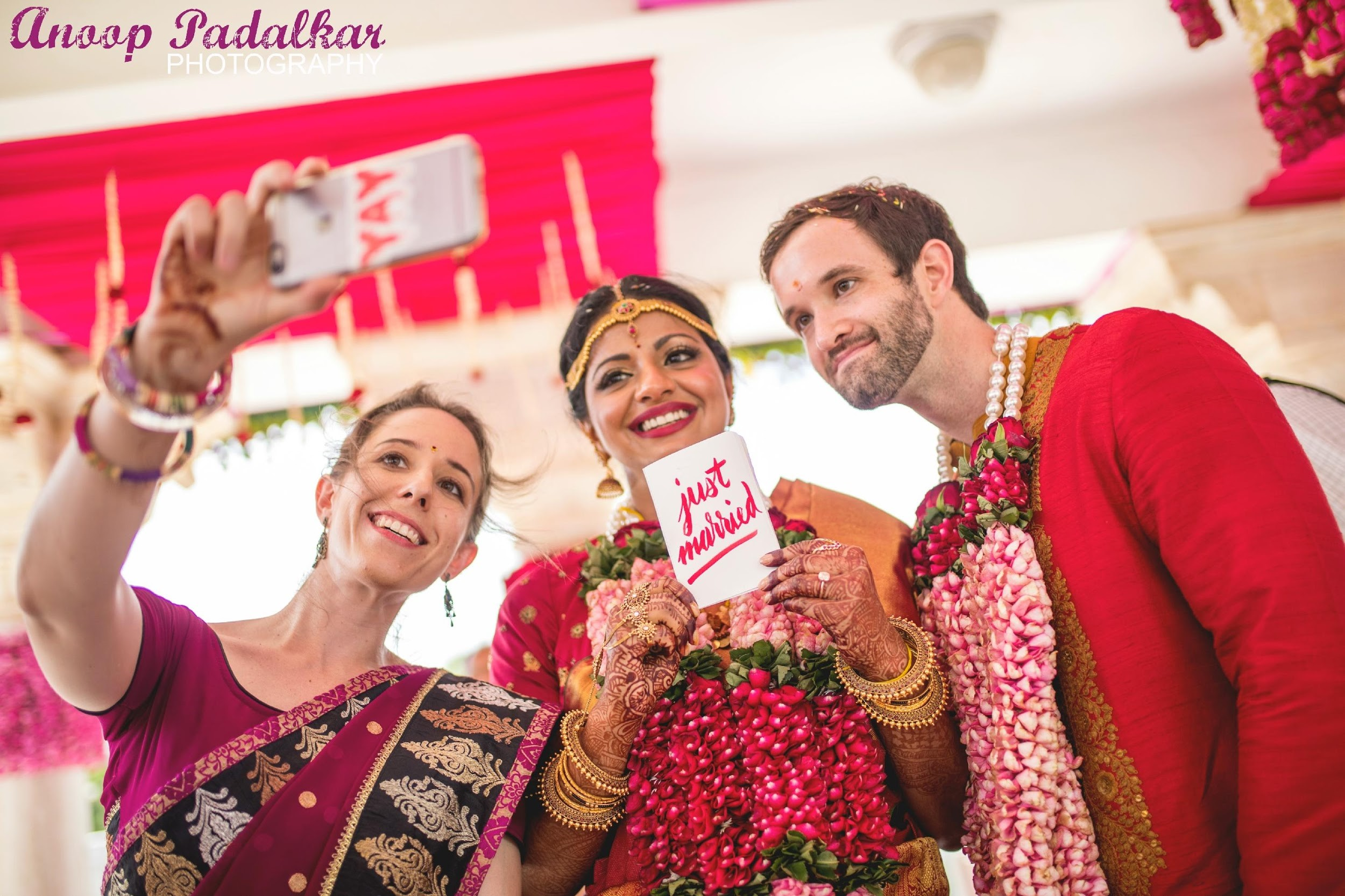 Enjoy your iIndian wedding experience