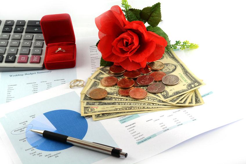 Set a wedding budget