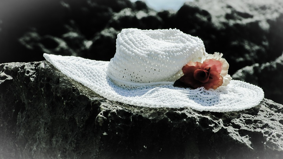 Get a great hat for the beach