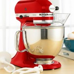 KitchenAid KSM150PS Artisan 5Qt Stand Mixer