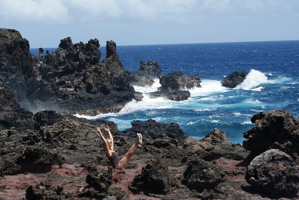 See Maui by air