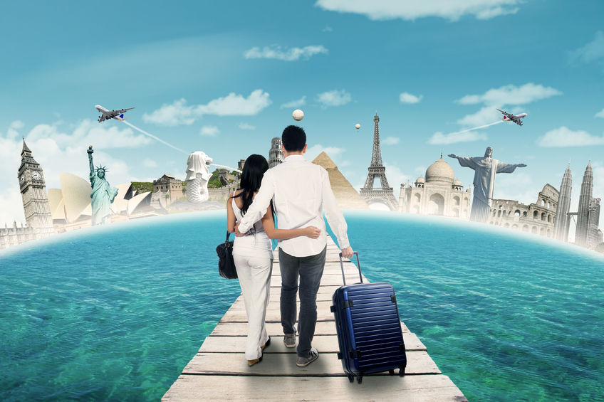 Pack right for your honeymoon