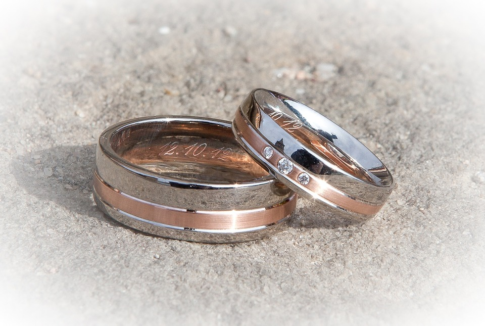 Add meaningful touches to your ring