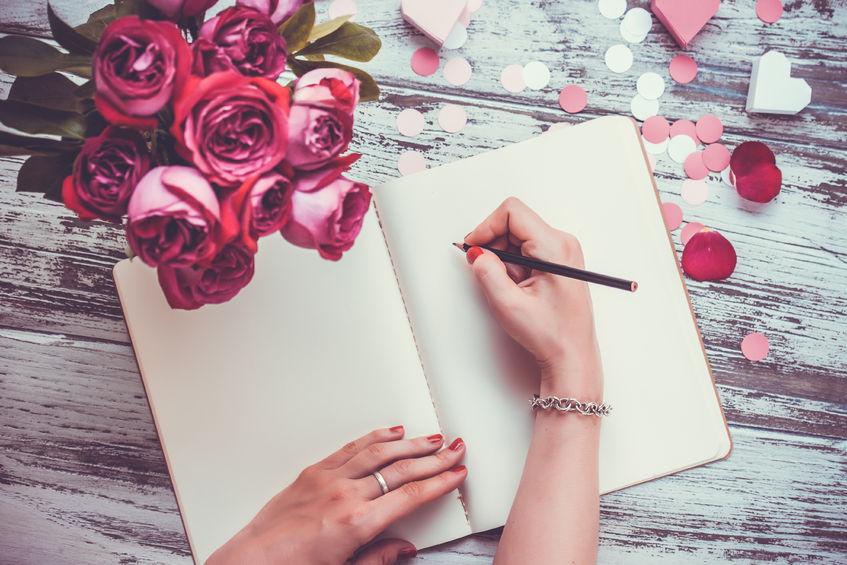 Make wedding vow writing personal