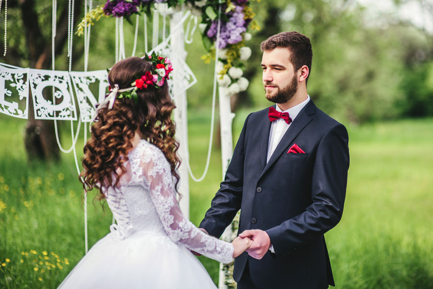 Put time into writing your vows