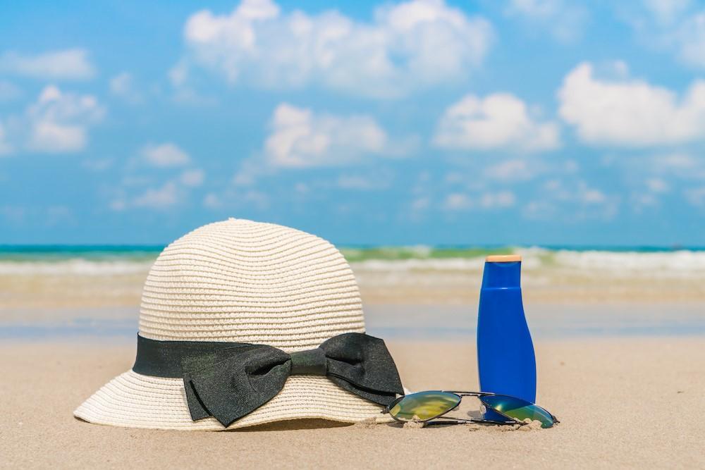 Protect your hair & skin in Bora Bora