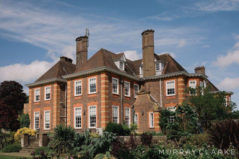 Barnett Hill tranquil Surrey manor house