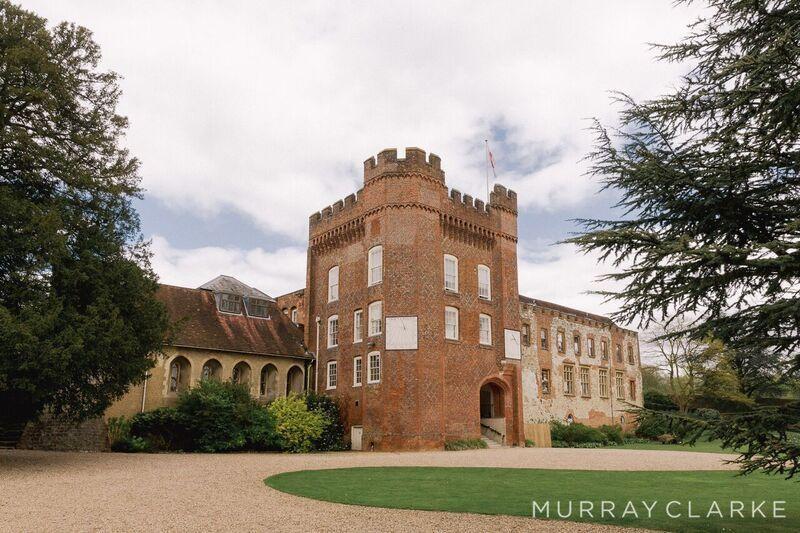 Farnham Castle fairy-tale castle that has hosted royals