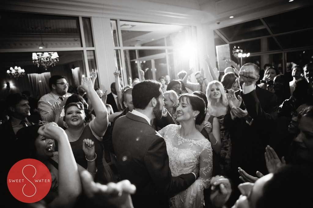 Make your wedding weekend one long party