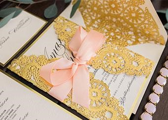 Order your wedding invitations
