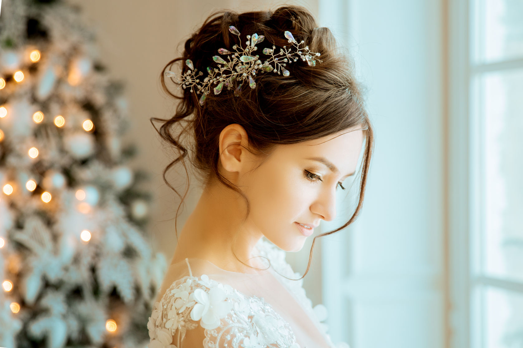 6 Fabulous Tips For Brides With Fine Hair
