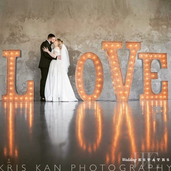 Have you wedding at the Concrete Loft in downtown LA