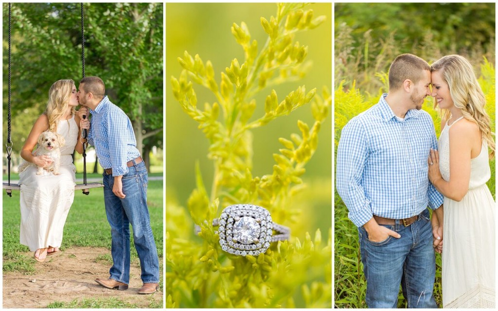 September Engagement-Session at Shaker Village