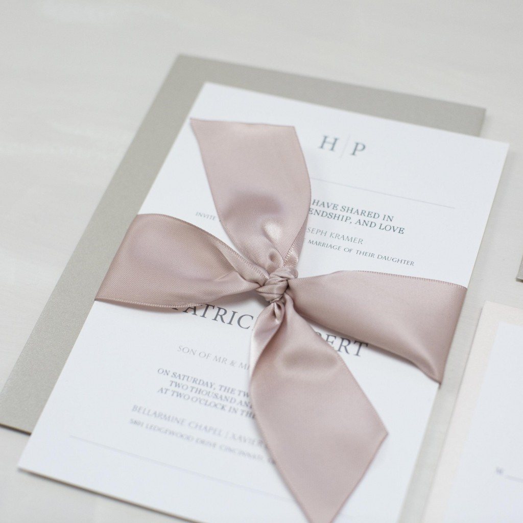 Embellishments - satin ribbons
