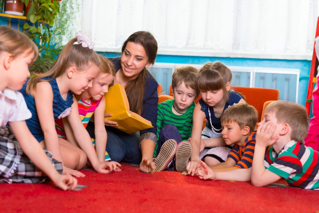 Hire a babysitting team
