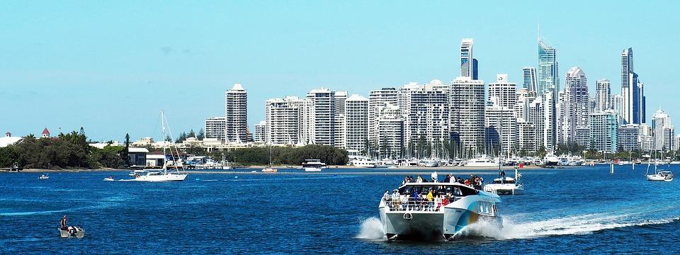 Honeymoon on Australia's Gold Coast