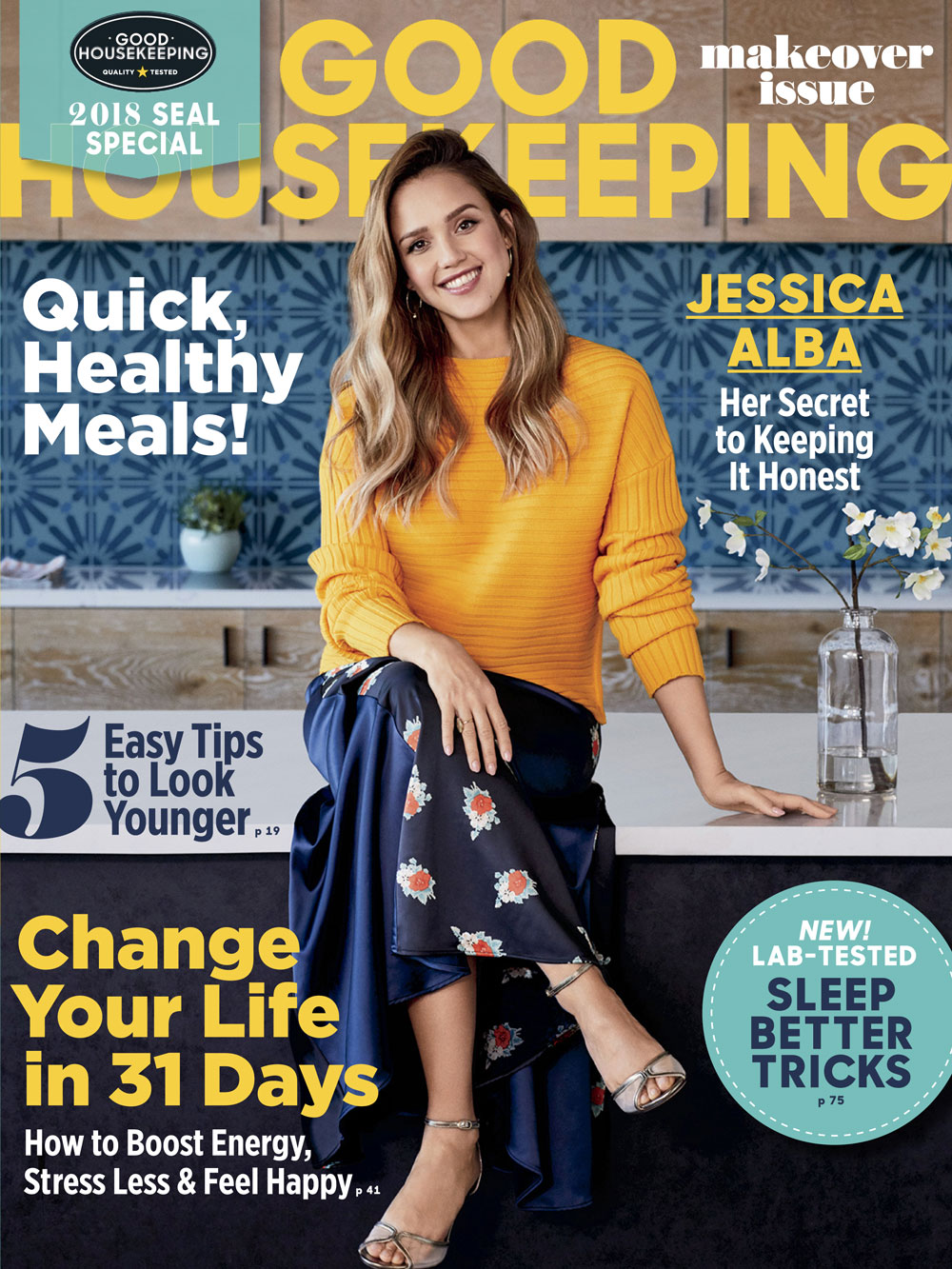 Good Housekeeping 3-month trial offer