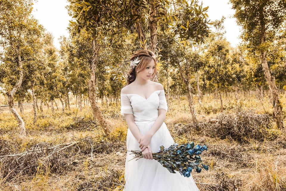 Wedding the woods
