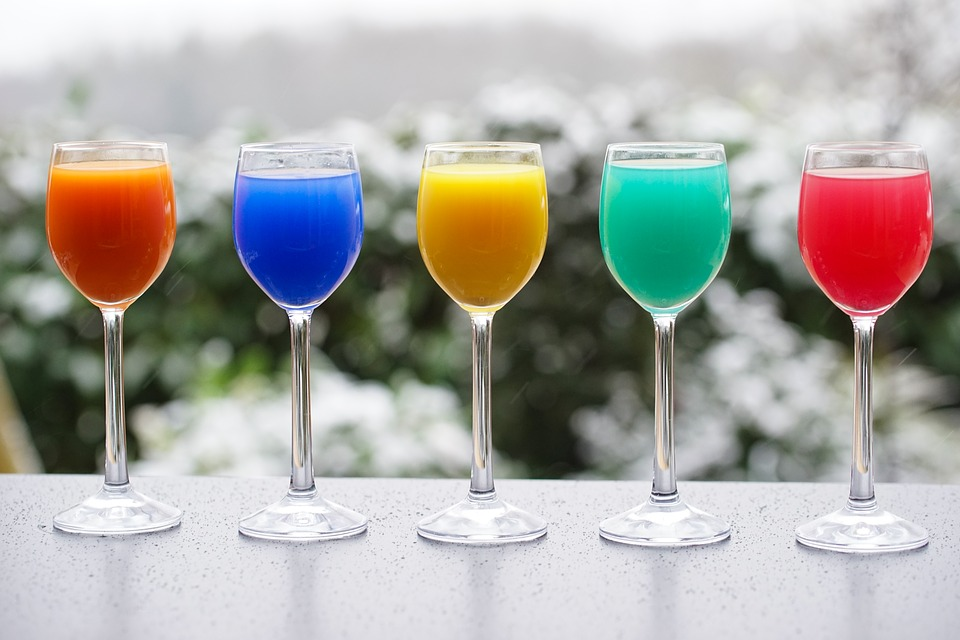 Offer signature drinks
