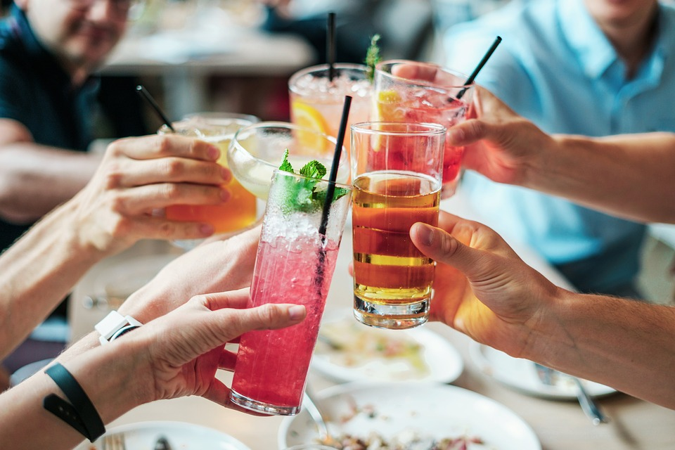 Is serving drinks important to you?