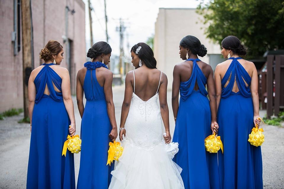 Trends in wedding flowers