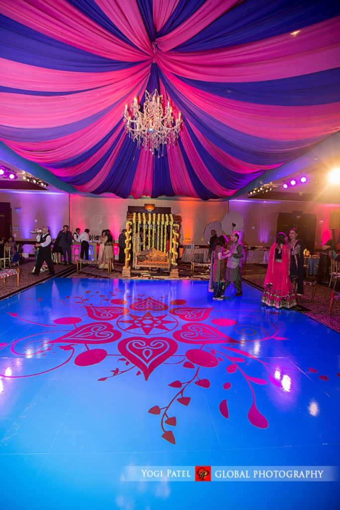 Venue for the sangeet