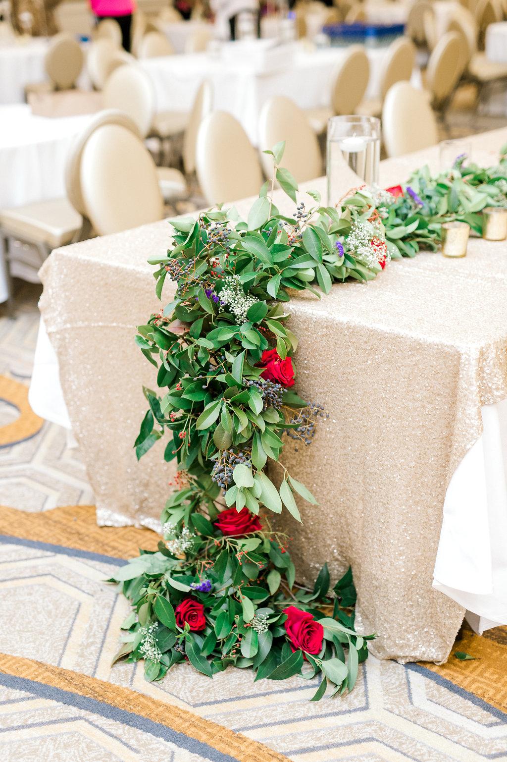Wedding decor costs add up