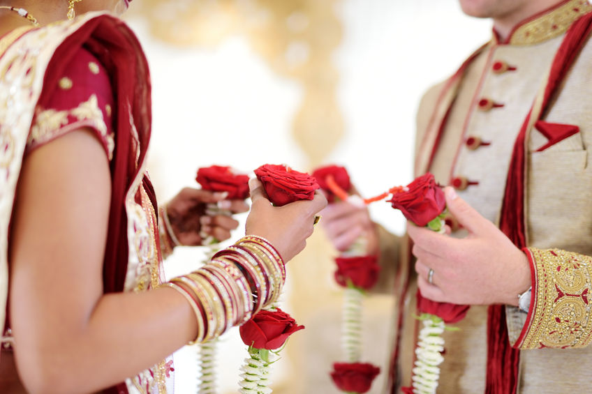 Planning a destination wedding in India
