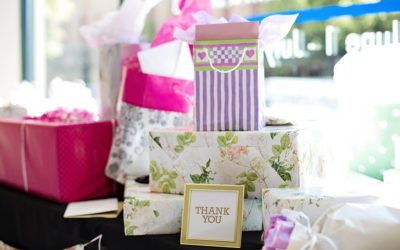 Wedding gifts without the guests