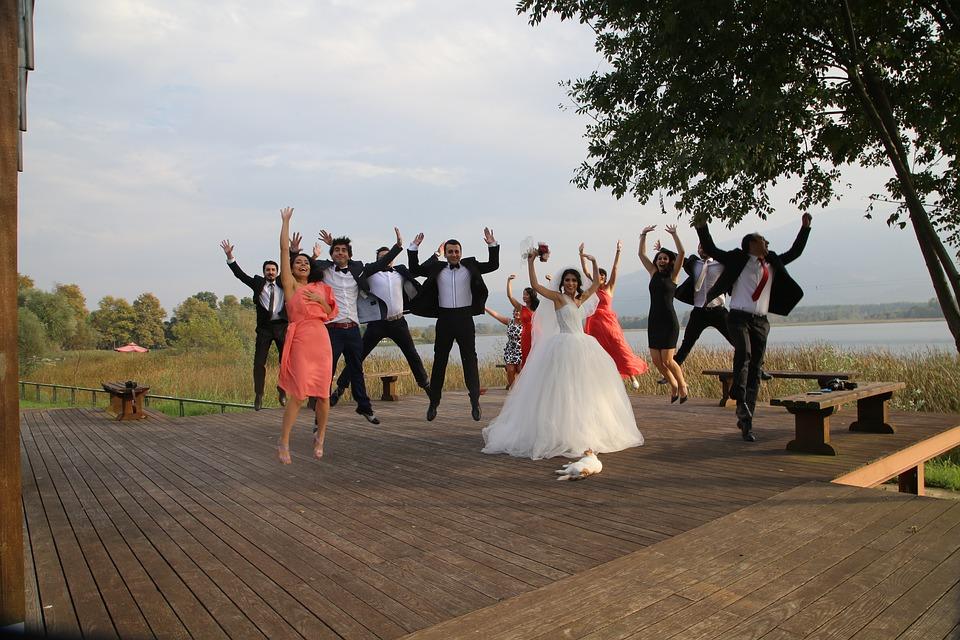 Enjoy your beach wedding
