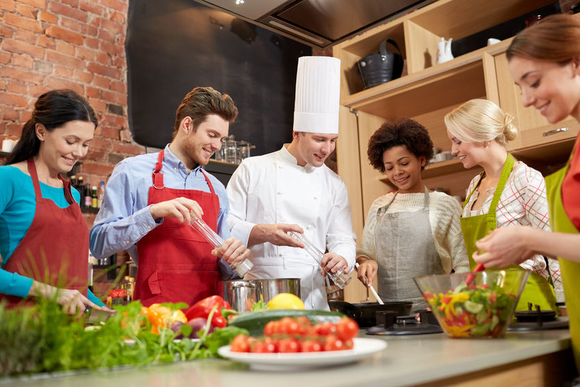 Cooking classes for the couple & you