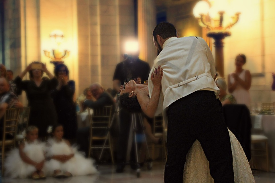 Personalize your wedding dance