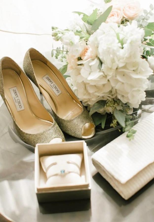 Choosing wedding flowers & more