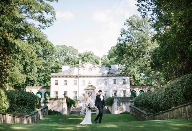 Having a stress free fairytale-wedding